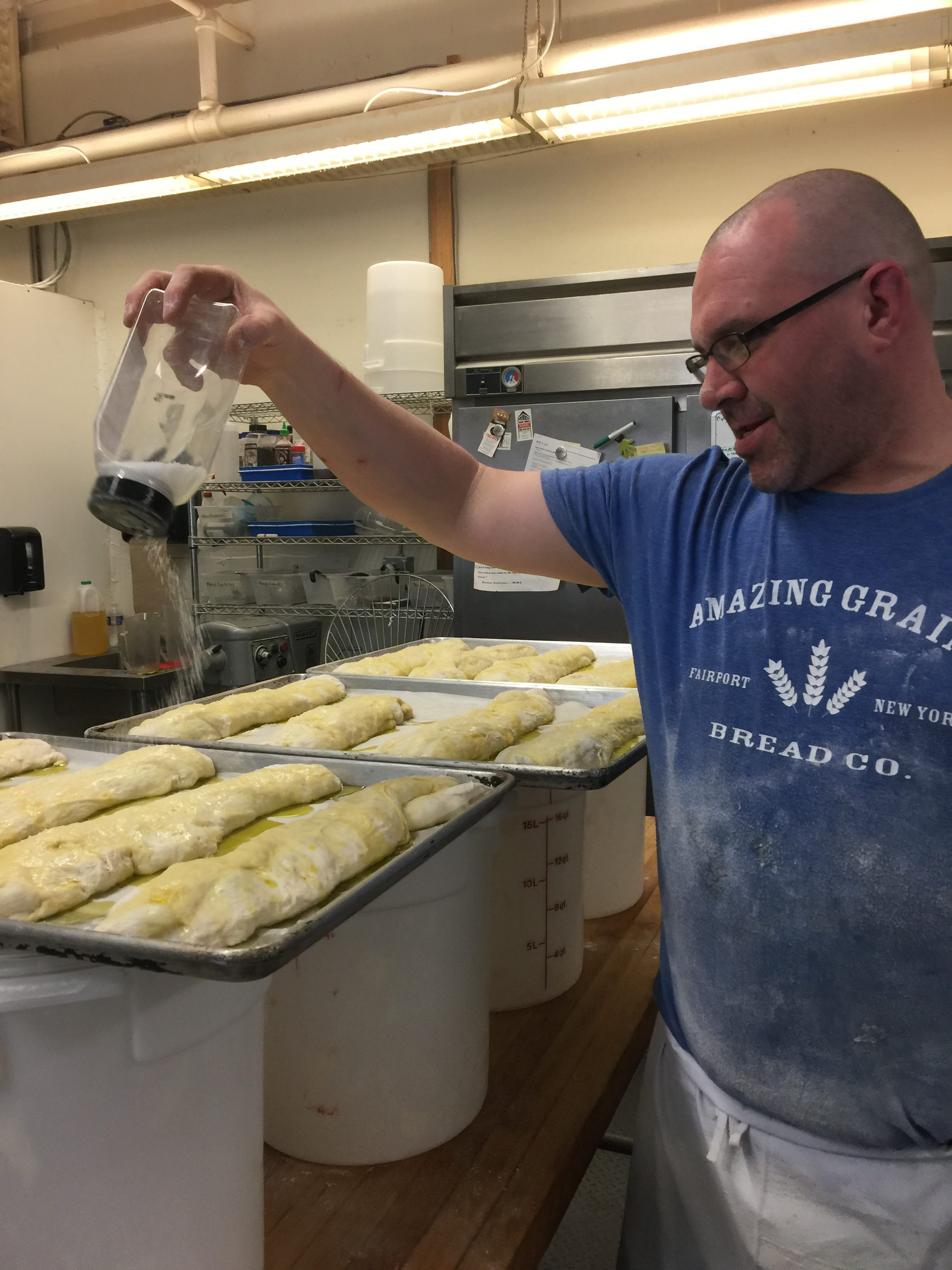 Fairport's Amazin' Amazing Grains Bakery