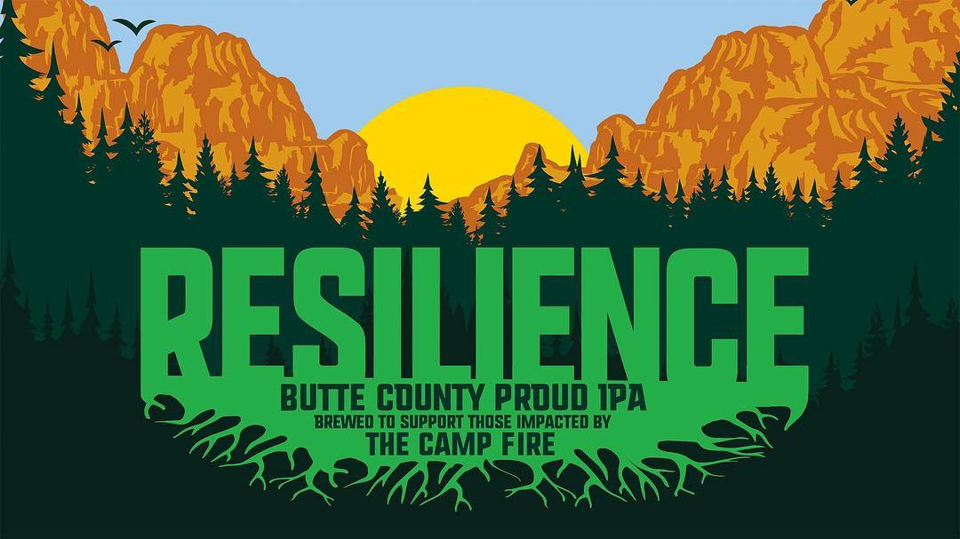 Resilience IPA at Seven Story Brewing in Rochester, NY